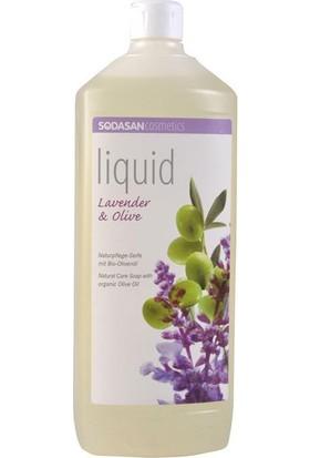 Sodasan Sıvı El Sabunu Lavanta Özlü 1 L