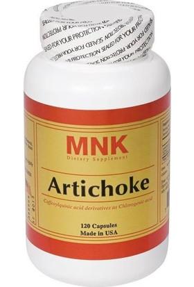 Mnk Artichoke 120 Capsules