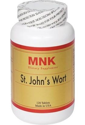 Mnk St.John'S Wort 120 Tablets