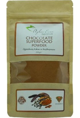 Ayhan Ercan Süper Gıda Chocolate Superfood Powder 200 G