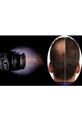 Fixplant Siyah 2x25 Gr 50 Gr + 2 Adet Alkolsüz Saç Spreyi Saç Fiberi