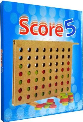 Nireas Score 5 Game - Hedef 5 Oyunu