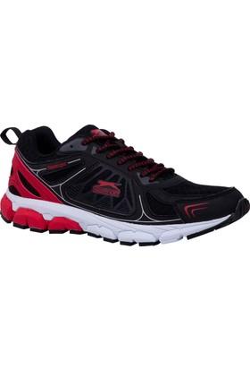 Slazenger Eaton Koşu Erkek Ayakkabı Siyah