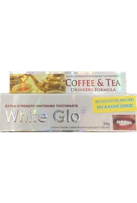 White Glo Coffee Tea Diş Macunu 24Gr