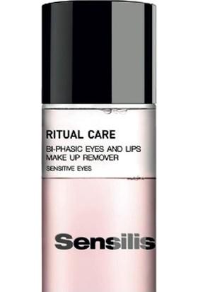 Sensilis Ritual Care Bi-Phasic Eyes&Lips Make Up Remover Tüm Ciltler İçin İki Fazlı Makyaj Temizleyici 150 Ml