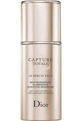 Dior Capture Totale Le Serum Yeux Göz Çevresi Bakım Serumu15 Ml