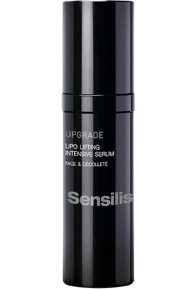 Sensilis Upgrade Lipo Lifting Intensive Serum Tüm Ciltler İçin Serum 30Ml