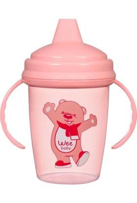Wee Baby Enjoy Akıtmaz Pp-Alıştırma Bardağı Pembe