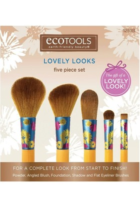 Eco Tools Lovely Looks Set Makyaj Seti