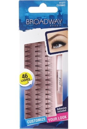 Broadway Eyes Takma Kirpik Cosmic Tekli 61377
