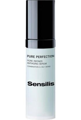 Sensilis Pure Perfection Anti Aging Yağlı Ciltler İçin Bakım Serumu 30Ml