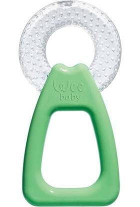 Wee Baby Saplı Sulu Diş Halkası-Yeşil