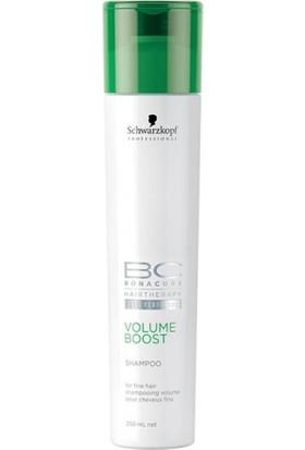 Bonacure Volume Boost Shampoo Doğal Hacim Şampuanı 250 Ml