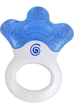 Bambino Tutmalı Sulu Dişlik Halkası Mavi