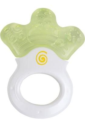 Bambino Tutmalı Sulu Dişlik Halkası Yeşil
