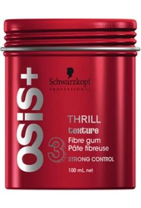 Osis 3 Thrill Texture Strong Control Fibre Gum Lifli Doku Veren Saç Şekillendirici Kremi 100 Ml