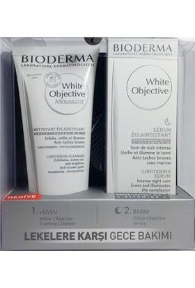 Bioderma White Objective Serum 30 Ml + W.O Foam. Cleanser 200 Ml
