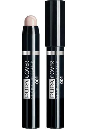 Pupa Milano Cover Stick Concealer Göz Altı Kapatıcısı :001 2,7 Gr