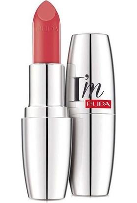 Pupa Milano I'M Pure-Colour Lipstick 3.5 G N:205