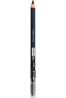 Pupa Milano Eyebrow Pencil - Kaş Kalemi Brown