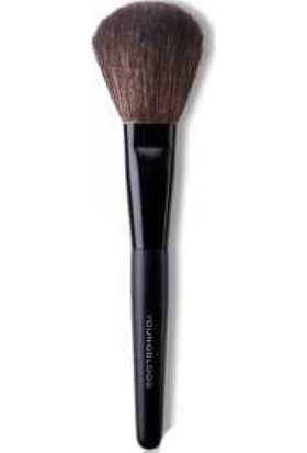 Young Blood Brown Faux-Rounded Face Brush
