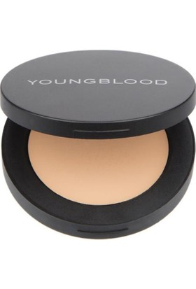 YOUNGBLOOD Medium Tan Compact Mineral Kapatici (5004)