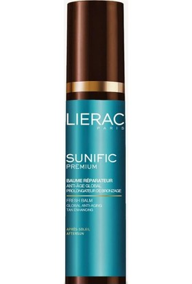 Lierac Sunific Premium After Sun Regenerating Balm Güneş Sonrası Balsam 50 Ml