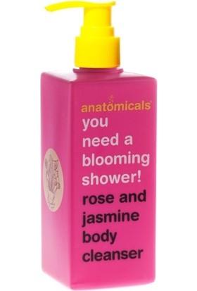 Anatomicals Rose&Jasmine Body Cleanser Vücut Temizleyici 300 Ml