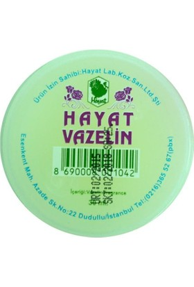 Hayat Vazelin Natural 30 Ml