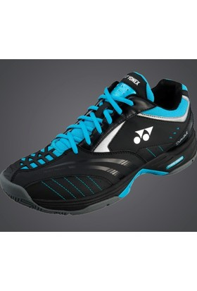 Yonex Power Cushion Durable 2 Tenis Ayakkabısı Siyah - Mavi