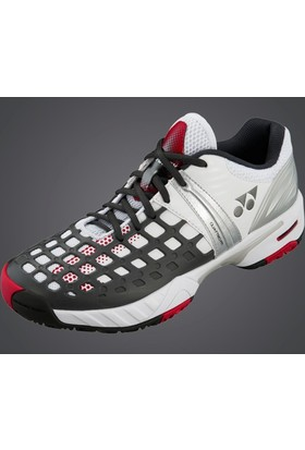 Yonex Power Cushion Pro Tenis Ayakkabı Antrasit - Beyaz