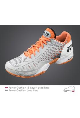 Yonex Power Cushıon Eclıpsıon - L Tenis Ayakkabısı - Gri