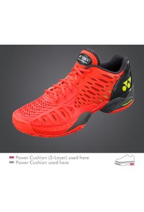 Yonex Power Cushıon Eclıpsıon - M Tenis Ayakkabısı - Kırmızı
