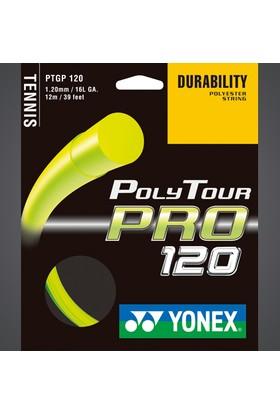 Yonex Pt Pro 120(12)Tenis Kordajı - Sarı