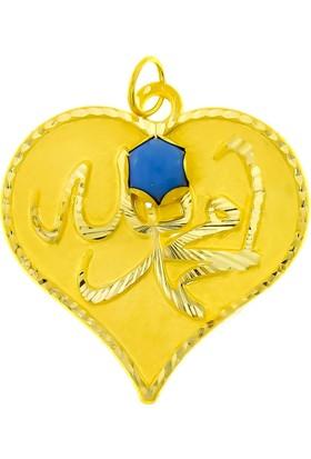 Tuğrul Kuyumculuk Altın Kolye Ucu T030938