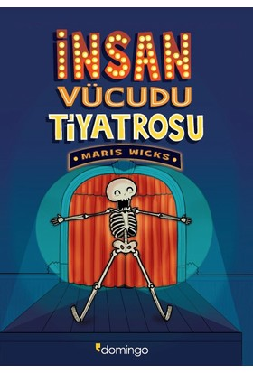 İnsan Vücudu Tiyatrosu -Maris Wicks
