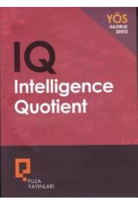 Puza Yayınları Iq Intelligence Quotient