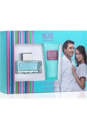 Antonio Banderas Blue Edt 100 Ml Kadın Parfüm + Body Lotion