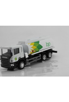 Rmz City BP Logolu Scania Tanker