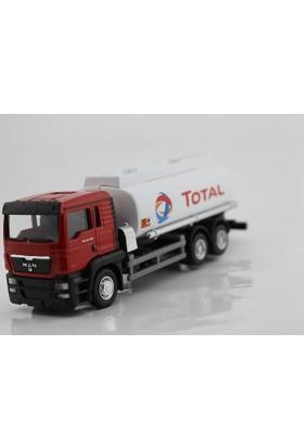 Rmz City Total Logolu Tanker