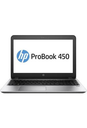 "HP 450 G4 Intel Core i5 7200U 4GB 500GB Windows 10 Pro 15.6"" Taşınabilir Bilgisayar Y8A23EA"