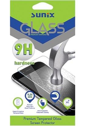 Sunix Samsung Grand 2 - Grand 2 LTE Ekran Koruyucu Cam Jelatin