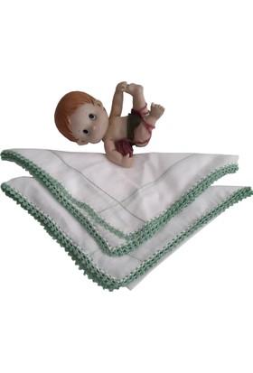 Pafuli Enime 3'lü Bebek Mendili Pıtıcık