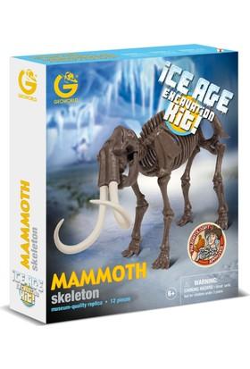 Geoworld Mammouth Geoworld Dino Kazı Seti