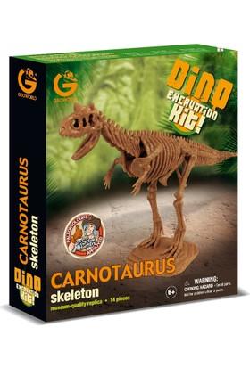 Geoworld Carnotaurus Geoworld Dino Kazı Seti