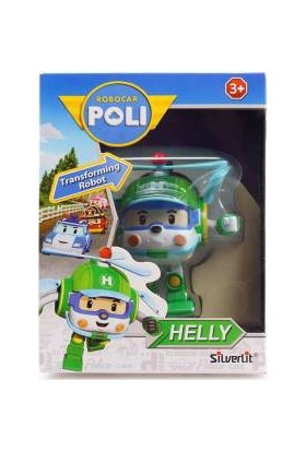 Poli Car Transformers Robot Figür