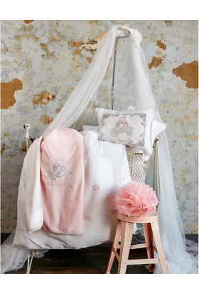 Karaca Home Bebek Princess Visco Nakışlı Private Set
