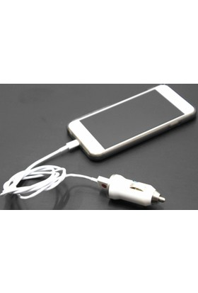 ModaCar USB Girişli Iphone 6-6S Araç Şarj Kablosu 105026
