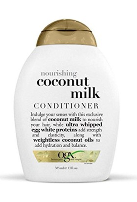 Organix Coconut Milk Conditioner Besleyici Hindistan Cevizi Sütlü Saç Kremi 385 ml