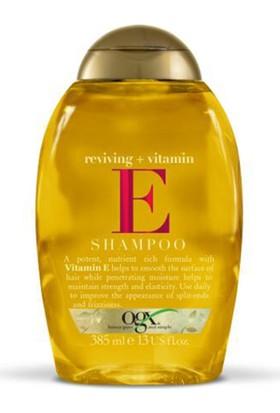 Organix Healing Vitamin E Shampoo E Vitaminli Yenileyici Şampuan 385 ml